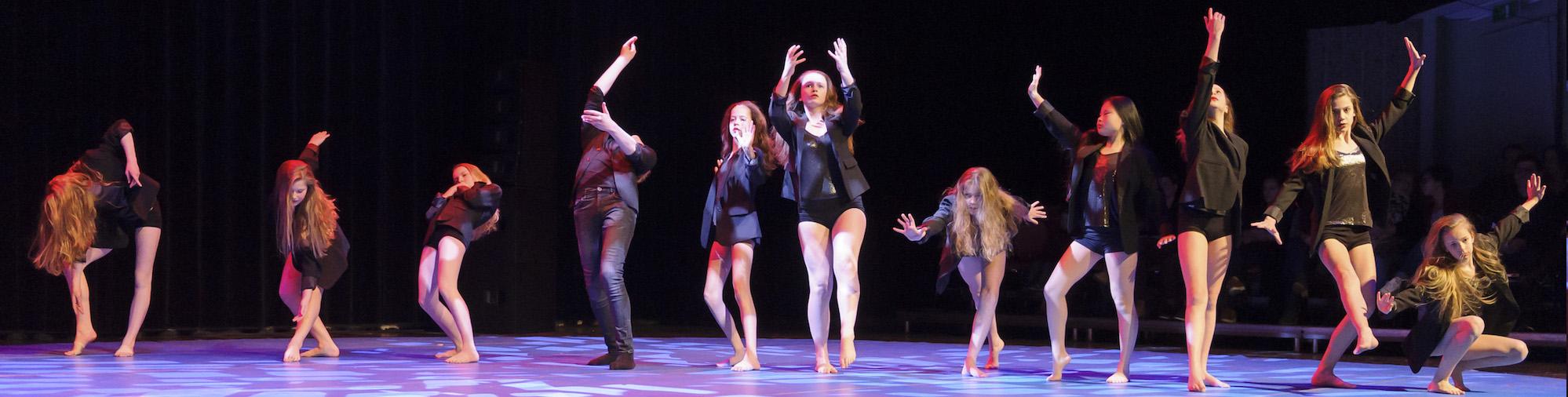 Vooropleiding Hedendaagse Dans